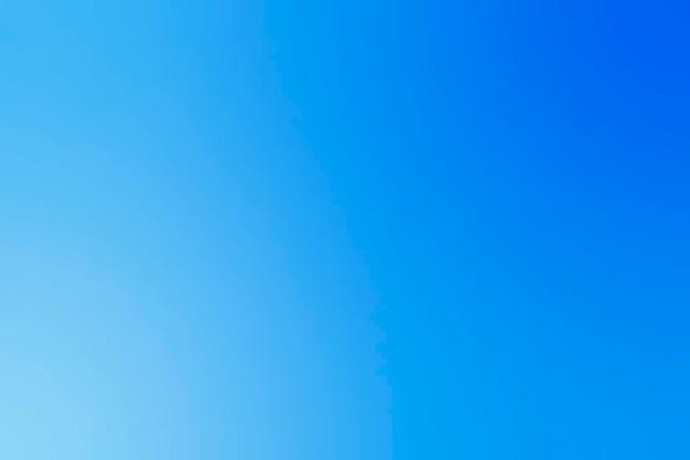 青いグラデーションの背景イラスト