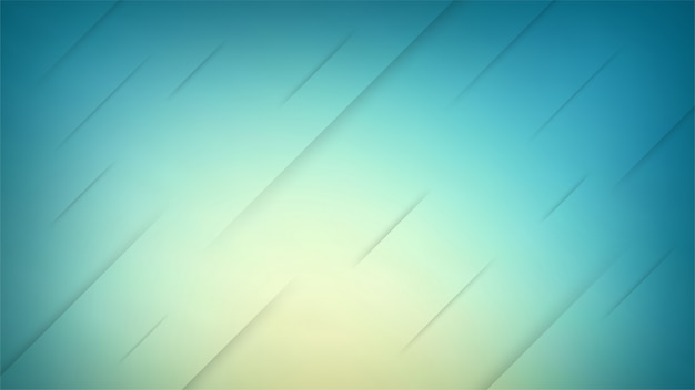 파란색 그라디언트 색상 줄무늬 동적 모양 컴포지션입니다.