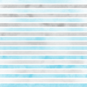 Blue gray and white stripes pattern