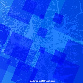 Blue grunge texture Free Vector