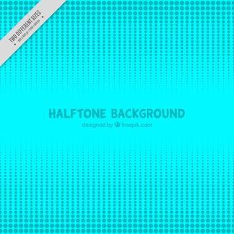 Blue halftone background