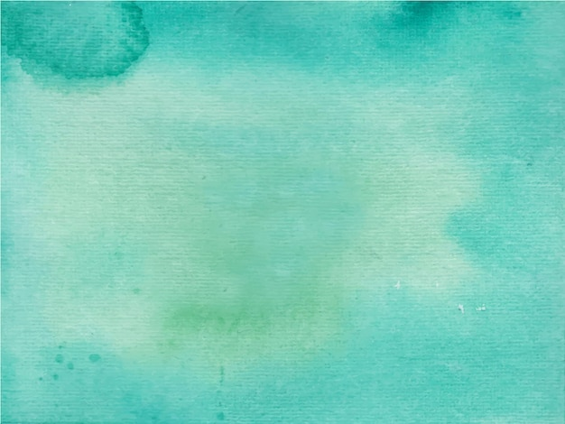 Синяя ручная роспись акварельной текстуры