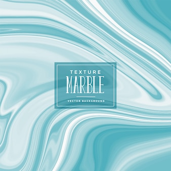 Blue liquid marble texture background