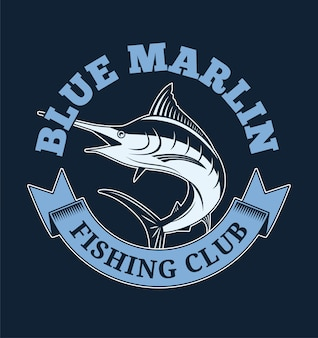 Blue marlin fishing club