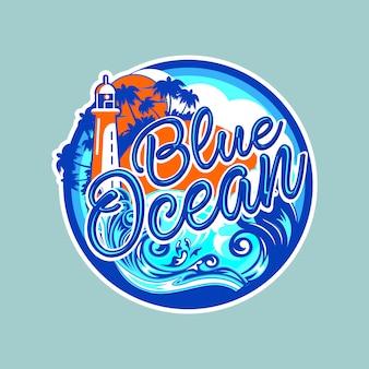 Синий океан