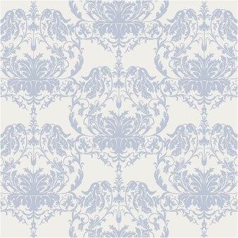 Sfondo blu motivo ornamentale