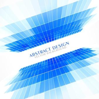 ビジネススタイルプレゼンテーションの青い視点抽象的な背景
