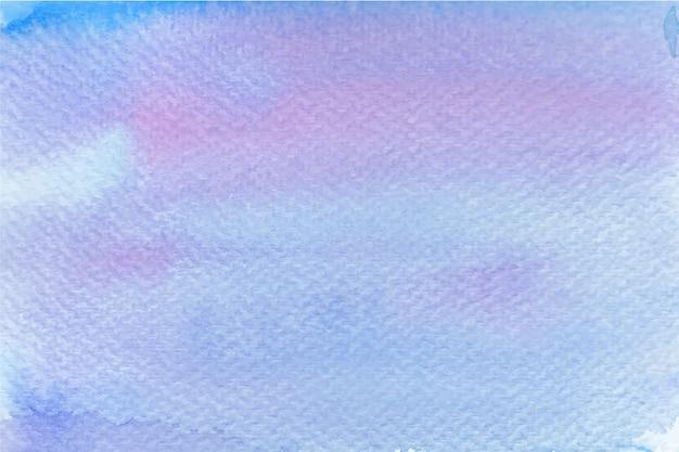 Sfondo blu e viola di acquerello