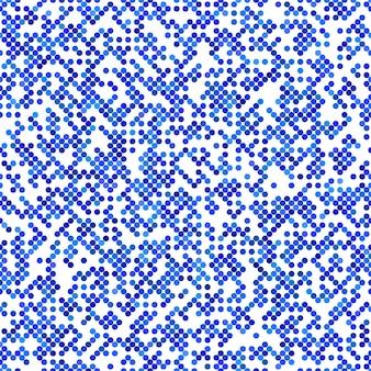 Синий бесшовный фон с узором