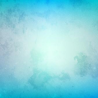 Синий блестящий фон