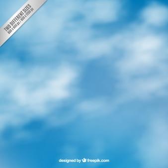 Sfondo blu cielo