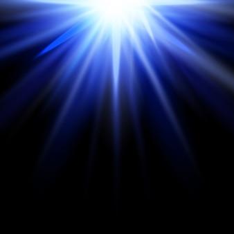 Синий фон звездообразования