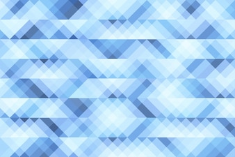 Blue Stripe Geometry Abstract Background