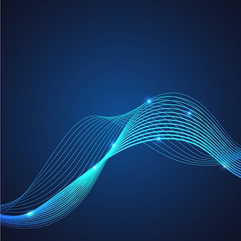 Синий фон полосы