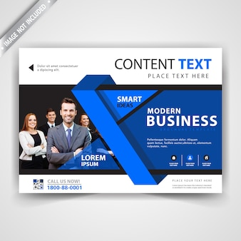 Business flyer vectors photos and psd files free download blue stylish magazine cover accmission