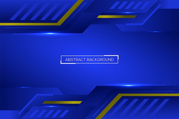 Синий дизайн фона технологии