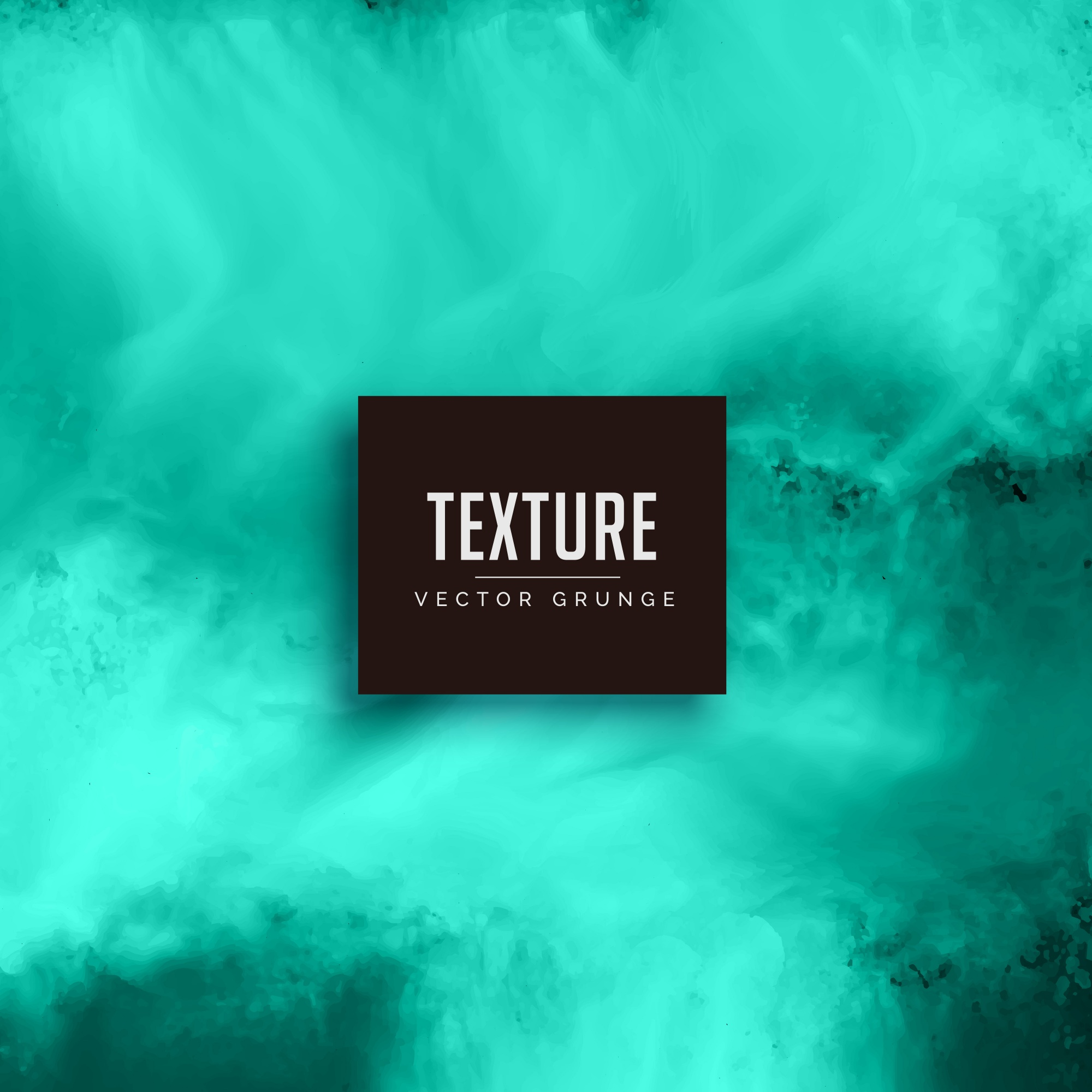 Blue texture of watercolor background