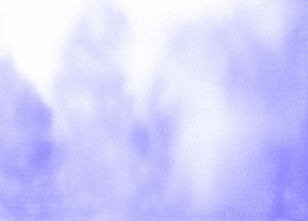 Blue watercolor abstract texture background