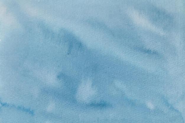 Синяя акварель фоновой текстуры