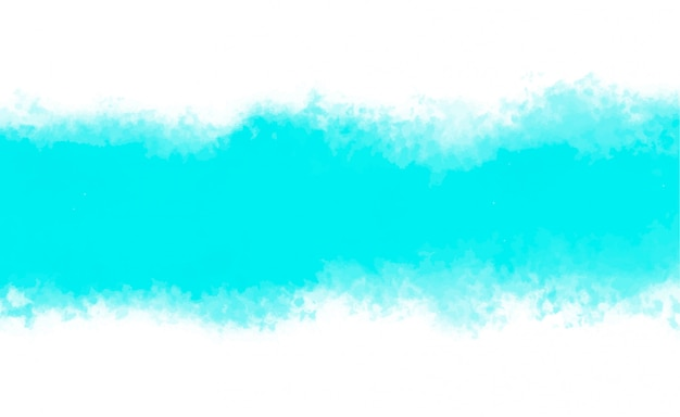 Sfondo acquerello blu