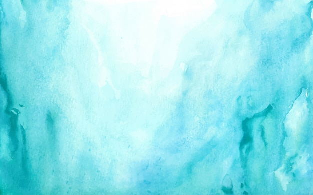 Blue watercolor texture brushstroke