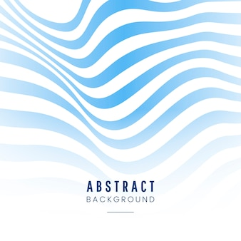 Blue and white striped abstract background