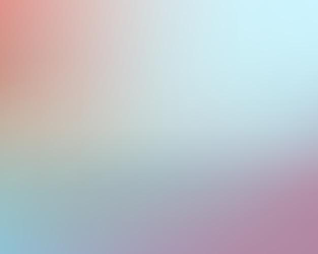 Blured light blue soft gradient background