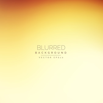 Blurred abstract background, yellow tones