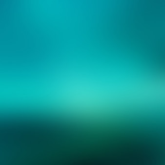 Blurred aquamarine background