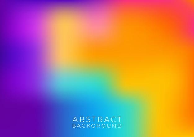 Blurred background design