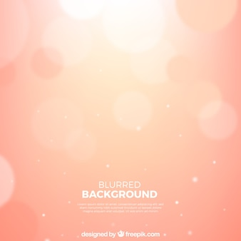 Blurred background in pink tones