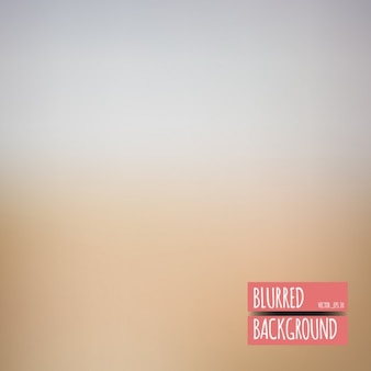 Blurred background with brown tones