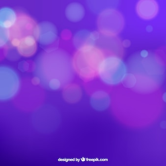 Blurred background with different colors