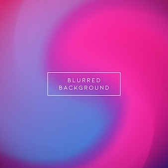 Blurred background with soft gradient color
