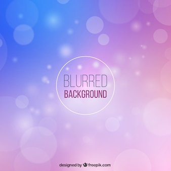 Blurred bokeh bright background