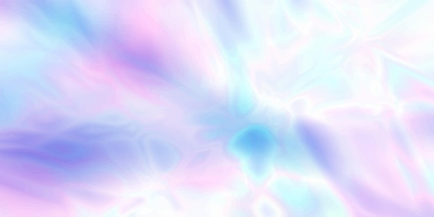 Blurred holographic abstract background in light colors. trendy wallpaper - hipster style. vector illustration for modern style trends, for creative project design : web design or printed products