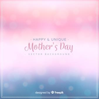 Размытый фон день матери