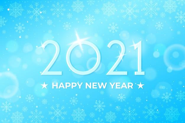Размытый фон новый год 2021