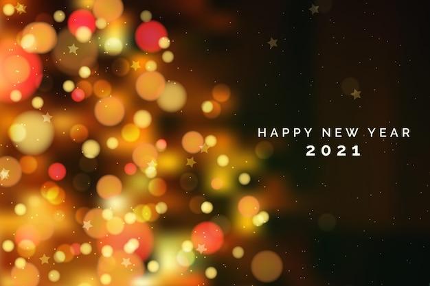 Размытые новый год 2021