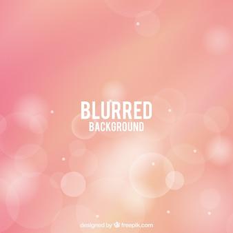 Blurred pink background