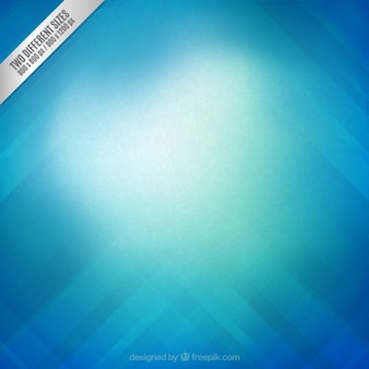 Размытом фоне в голубых тонах