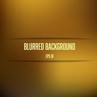 Blurry yellow background