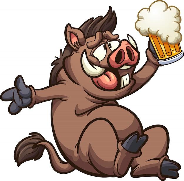 Boar beer