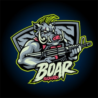 Boar squad
