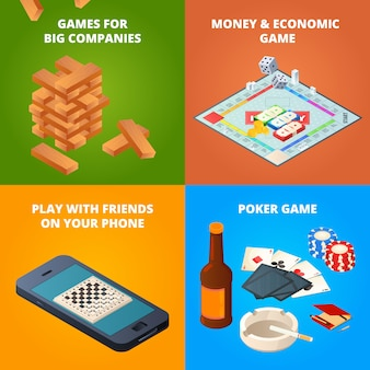 Of board games. checkers, chess and other games