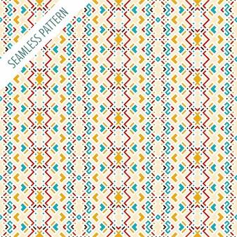 Bohoスタイルのシームレスなベクトルパターン。部族の民族の背景。 wallpappersの装飾。抽象的な幾何学的な装飾要素。
