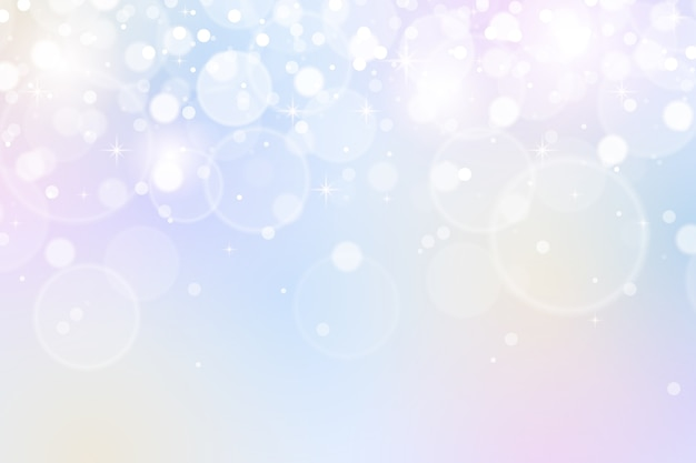 Bokeh background design