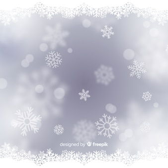 Bokeh christmas background