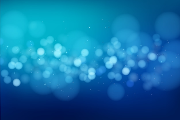 Bokeh concept for background