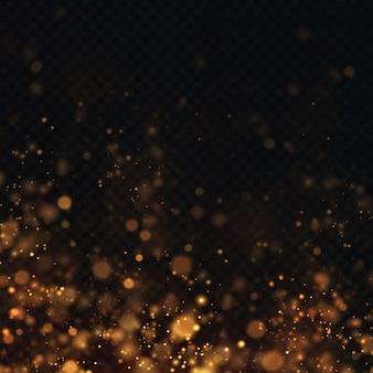 Боке световые огни эффект фон